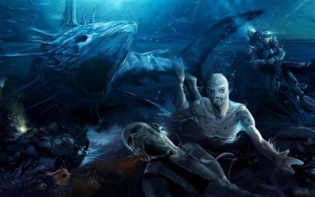 Ученые обнаружили параллельный мир на дне океана