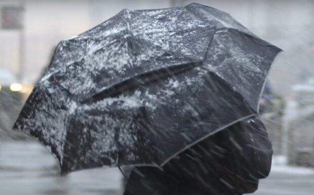 Тернополь засыплет снегом, названа дата
