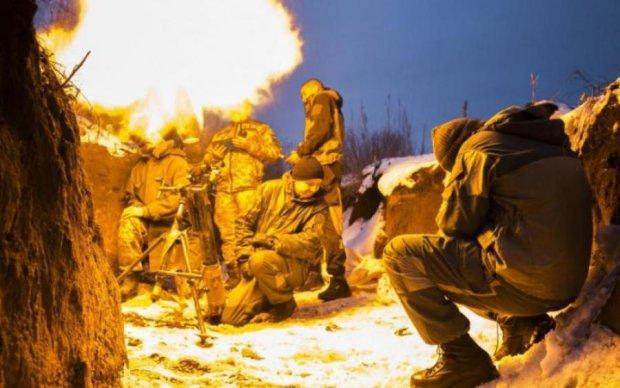 Доба в АТО: терористи зачепили позиції ВСУ, Україна зазнала втрат