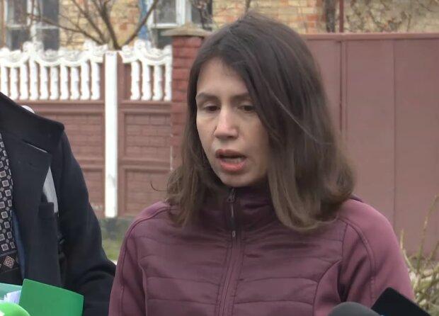 Тетяна Чорновол, фото YouTube