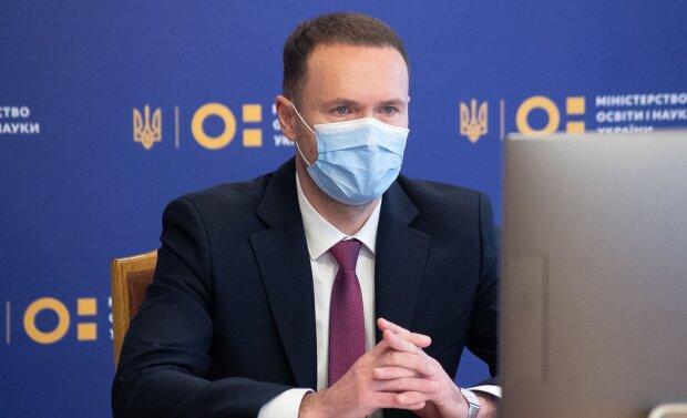 Сергій Шкарлет, фото з сайту МОН