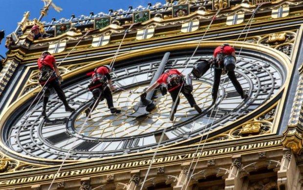 """Главная достопримечательность Лондона останется без """"языка"""""""