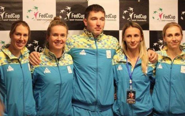 Стал известен состав женской сборной Украины по теннису на матчи с Германией
