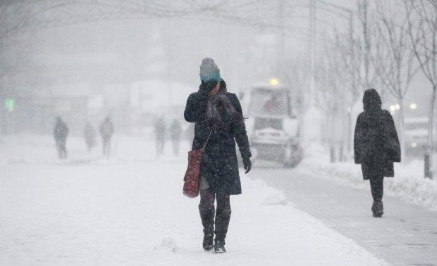 Мороз -30 и снежный плен: февраль в Украине станет действительно лютым