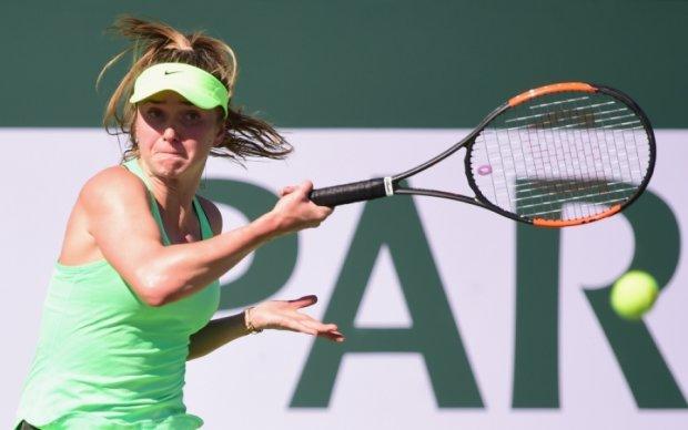 Свитолина не смогла преодолеть второй раунд теннисного турнира в Майами