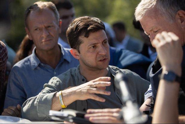 Снятие экономической блокады с Донбасса: Зеленский озвучил условия