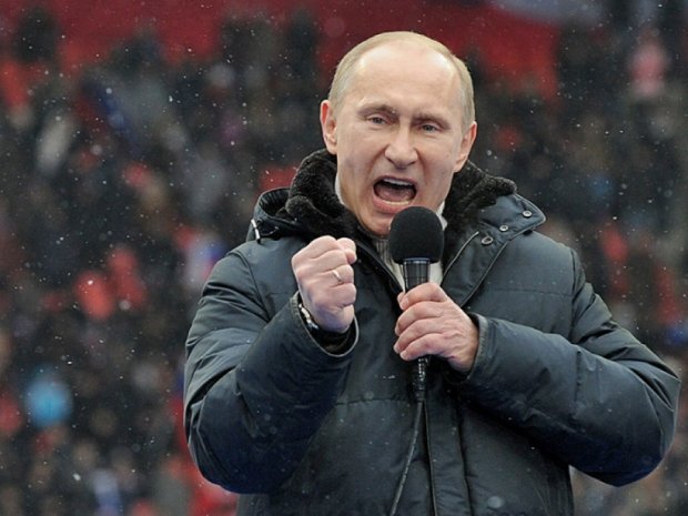 Путіну хочуть надати право самому вводити війська