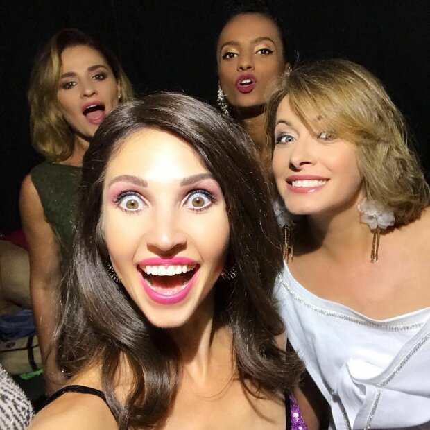 Лалі з колегами по Жіночому Кварталу, фото: Instagram зірки