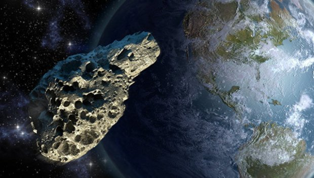 До Землі мчить велетенський астероїд: більше, ніж Титанік