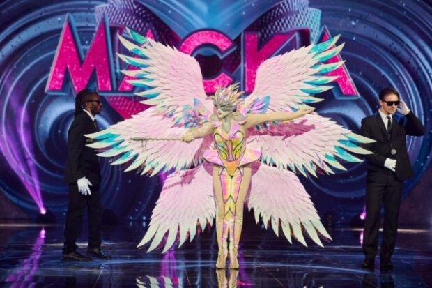 "Шоу ""Маска"", фото з телеканалу ""Україна"""