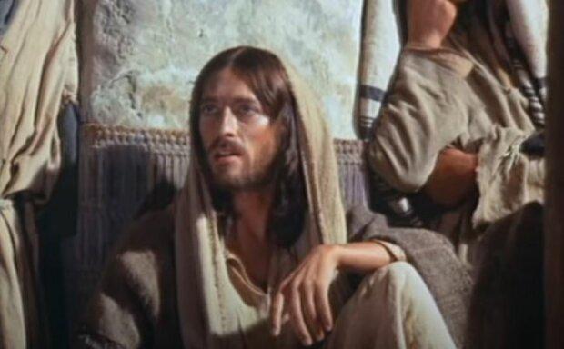 """Кадр з фільму """"Ісус Христос з Назарету"""", скріншот з мережі"""