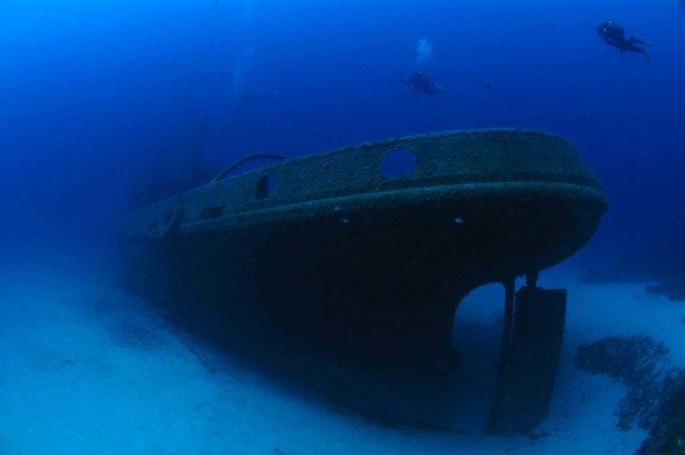 На дні Чорного моря знайшли давньогрецький корабель: пролежав більше 2000 років