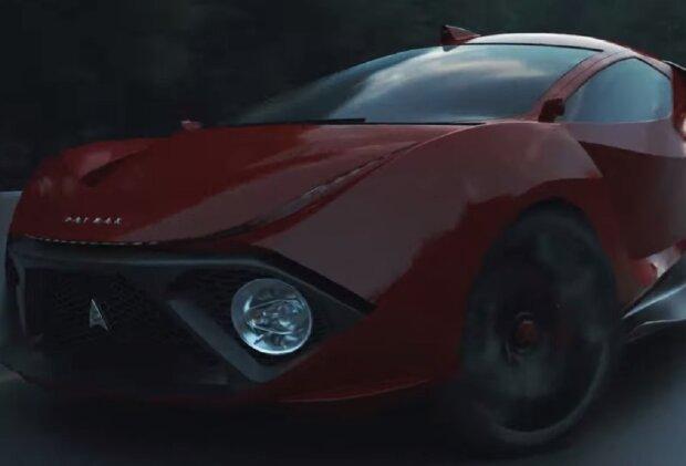 Триколісний автомобіль з несподіваною швидкістю: конструктори представили електрокар з автопілотом