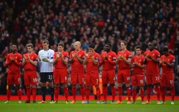 Ліверпуль представив нову форму до річниці клубу