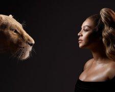 Бейонсе озвучила левицю Налу