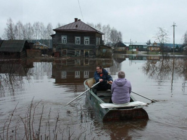 На Закарпатье непогода обрушилась на простых людей: вода отравлена, жители в смертельной опасности