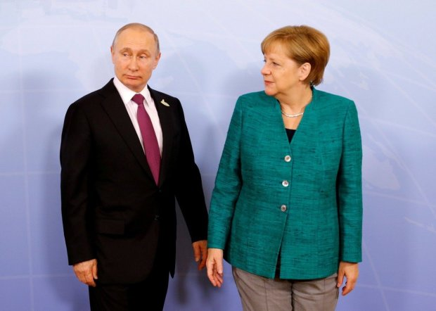 Путин или Порошенко: Меркель потрясла мир