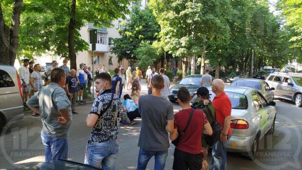 "Фото: ""Telegram "" - канал"" Frankivsk 112″"