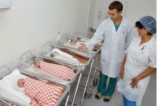 Новорожденные, фото с Фейсбук