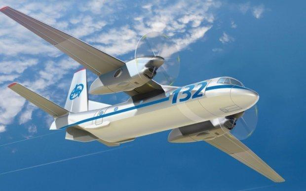 Встал на крыло: появилось видео первого полета АН-132Д
