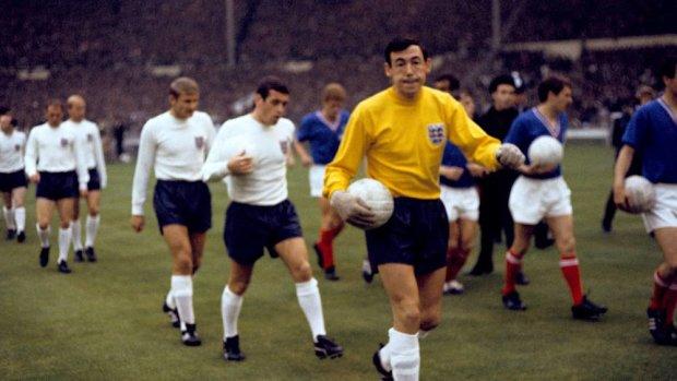 Умер легендарный вратарь и автор лучшего сейва в истории футбола