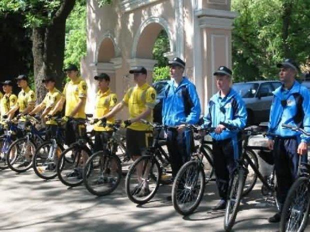На патрулювання в Одесі вийдуть кінна міліція та велосипедисти