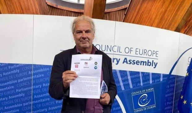 Это уход от демократической Украины: Представитель Германии в ПАСЕ Андрей Гунько выразил обеспокоенность ситуацией со свободой слова в Украине
