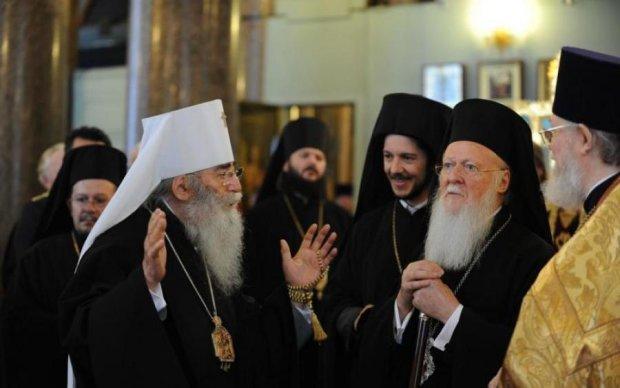Патриарх Варфоломей обещал не поддерживать раскольников