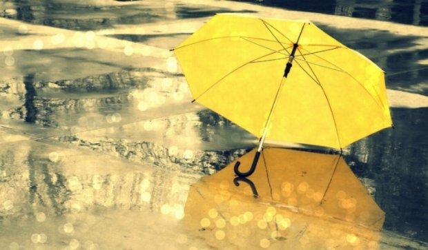 На півночі та заході країни пройдуть дощі