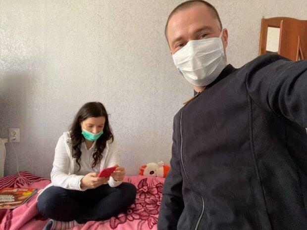 """Неизвестные проникли в закрытый санаторий """"Новые Санжары"""" и шокировали слуг народа"""