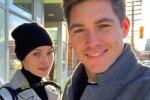 Владимир Остапчук с бывшей женой Еленой, instagram.com/vova_ostapchuk/