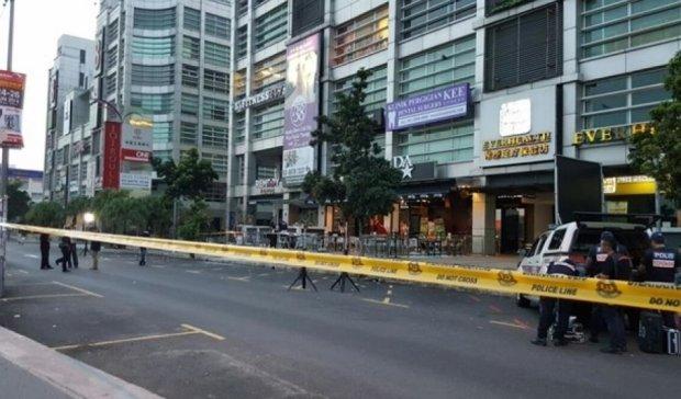 Террористы взорвали бар с болельщиками Евро-2016