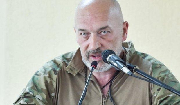 """Блокада"": Тука жестко ответил Захарченко"