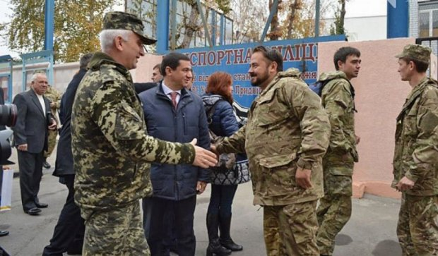 Хостел для военных открылся в Запорожье (фото)