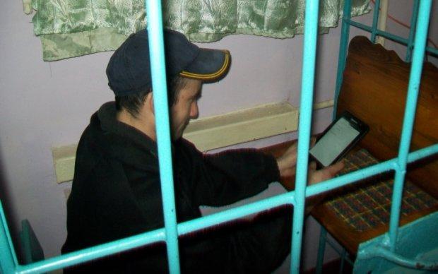 Украинские заключенные получат неограниченный доступ в интернет