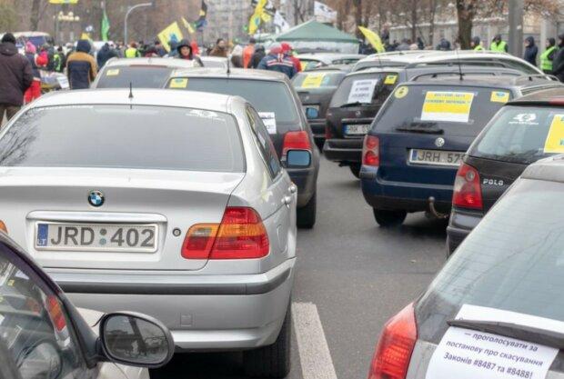 Євробляху можна розмитнити онлайн, інструкція для водіїв