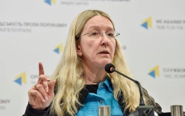 Супрун порадила українцям взятися за чарку: ліки від слабоумства