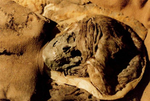 Ученые расшифровали послание древнеегипетской мумии
