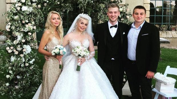 Весілля Гросу