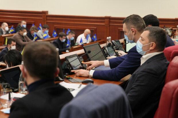 Виталий Кличко - фото с сайта Киевсовета