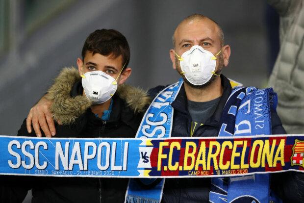 В Італії через коронавірус скасували всі змагання, Getty Images