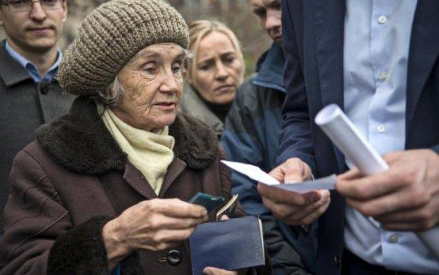 Чергова подачка: кому цього разу підвищать пенсії