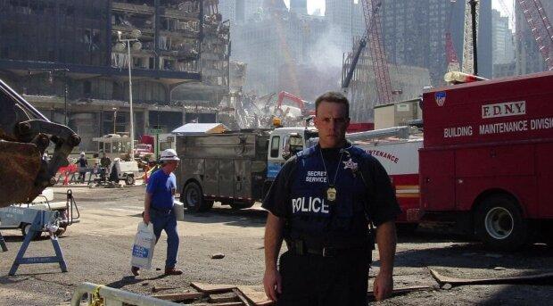 Раніше секретний знімок трагедії 11 вересня, фото: Twitter