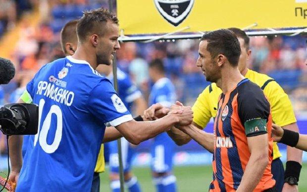 Шахтар - Динамо: Що говорили футболісти після матчу чемпіонату України