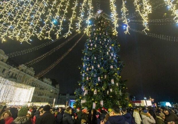 Новый Год, фото: Униан