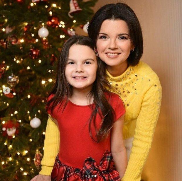 Марічка Падалко з донькою, скріншот: Instagram