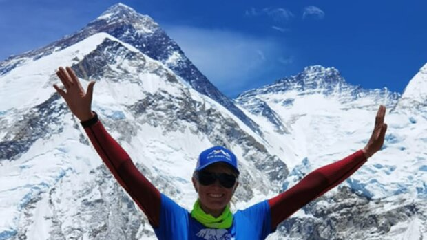 Христина Мохнацька  прокоментувала скандал зі сходженням на Еверест