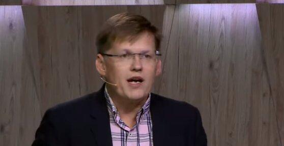 Скріншот з відео, Павло Розенко