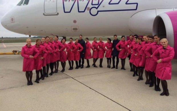 Wizz Air подарит украинцам еще три рейса