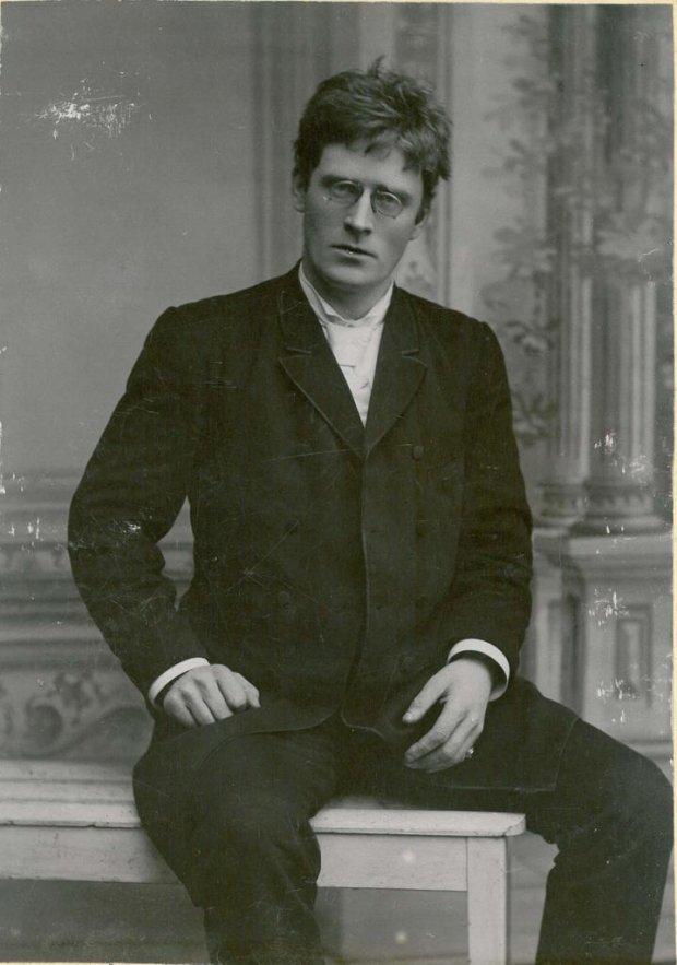 Кнут Гамсун: нацистский писатель, ставший отцом модернистской ...